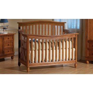 Wendy 4 in 1 Convertible Crib Finish Distressed White