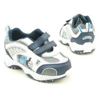 Thomas the Train Baby Blue Walking Shoes (Size 6)