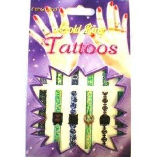 : Fairy Land   Temporary Ring Tattoos Case Pack 144: Everything Else