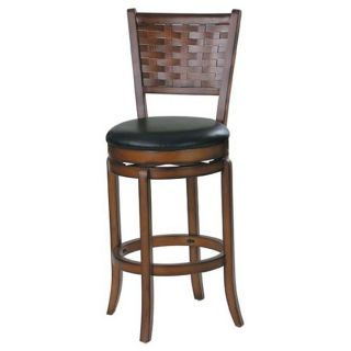Tommy High back Swivel Stool