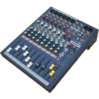 PylePro PEMP6 6 Channel Professional Stereo Console Mixer Today $229