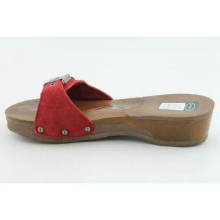 Dr. Scholls Womens Original 2.0 Red Sandals