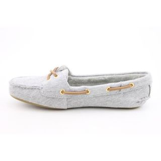 Sperry Top Sider Womens Skiff Grays Casual Shoes