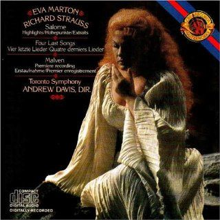 Eva Marton Songs Richard Strauss   Salome / Four Last