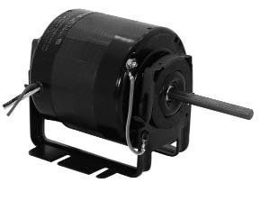 Wagner Electric Motor 42 8869502, 1/20 hp, 1000 RPM, 2 Speed 115 volts