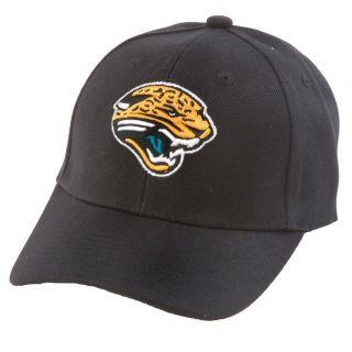 Jacksonville Jaguars NFL Velcro Hat