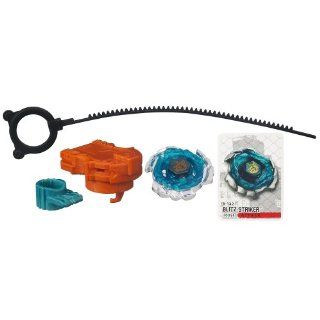 Beyblade Metal Fury B 142 Blitz Striker 100sf Top: Toys