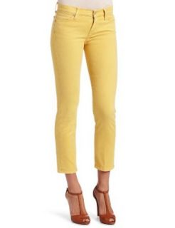 7 For All Mankind Womens Slim Straight Leg Jean Clothing