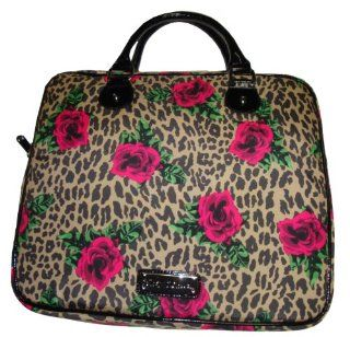 Womens Betsey Johmson Laptop/Computer Case/Bag (Natural