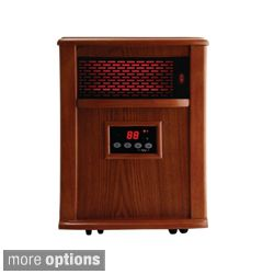 American Comfort ACW Silver 1500W Portable Infrared Heater Today $189