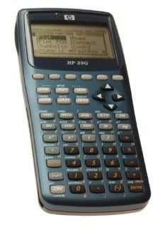HP HP39G Algebraic Graphing Calculator Electronics