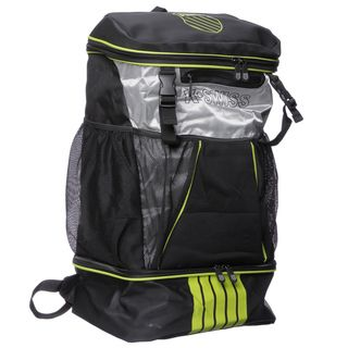 Swiss 19 inch Transition Black/ Yellow Backpack