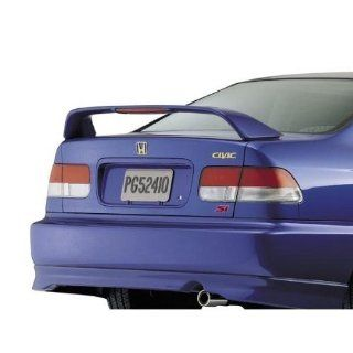 96 00 Honda Civic 2dr SI Factory Style Spoiler   Painted or Primed