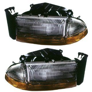 1997 2004 Dodge Dakota Pickup Truck 1998 2003 Dodge Durango Headlights