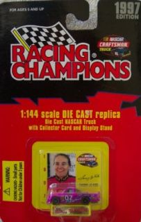 1997 Edition Racing Champions Tammy Jo Kirk #07 Truck 1:144