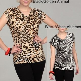 Cable & Gauge Womens Short sleeve Top