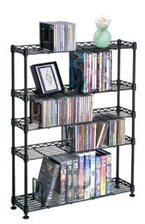 Atlantic Maxsteel 3010 270 CD/152 DVD/76 VHS Rack Electronics