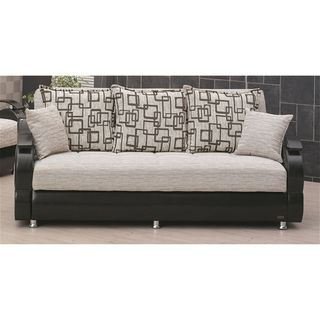 Wisconsin Two tone Traditional Sofa Bed