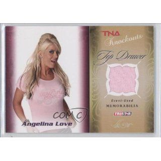 Angelina Love #154/175 (Trading Card) 2009 TriStar TNA Knockouts Top