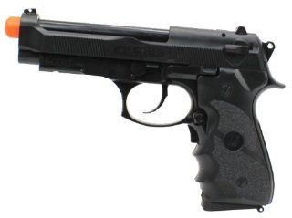 Auto M9 Police Pistol FPS 150 Blowback Airsoft Gun Sports & Outdoors