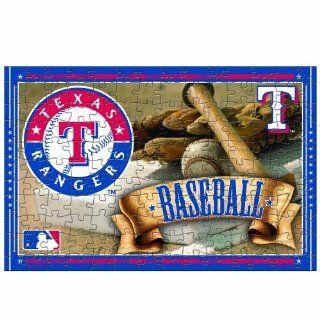 MLB Texas Rangers 150 Piece Puzzle
