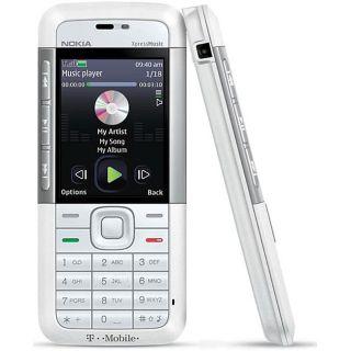Nokia 5310 WHITE Xpressmusic GSM Unlocked FM Radio Cell Phone