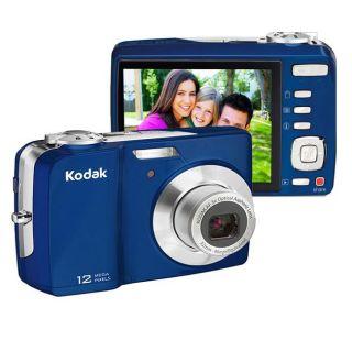 Kodak Easyshare C182 12.7MP Blue Digital Camera (Refurbished
