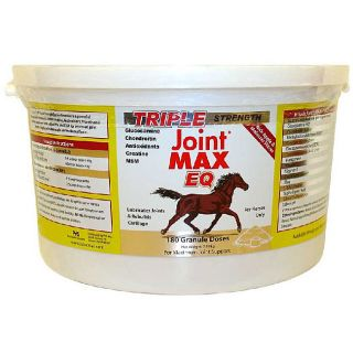 Joint Max Triple Strength EQ for Horses (180 Doses)