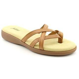Auditions Womens Bliss Leather Sandals