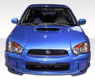 Subaru Impreza WRX 04 05 STI Look Duraflex Front Bumper