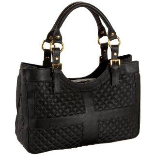 Serpui Marie Marcia Tote,Black,one size Shoes