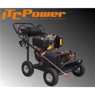 Nettoyeur haute pression thermique 245 bar Diesel HYW3600DE HYUNDAI