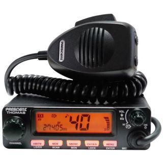 CB PRESIDENT THOMAS ASC 40 canaux AM/FM   Achat / Vente RADIO CB CB