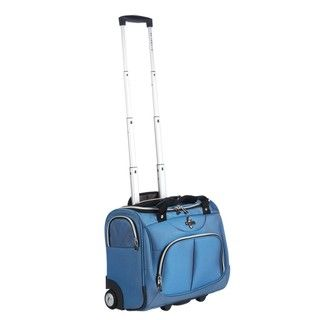 Atlantic Odyssey Wheeled Carry on Tote Bag