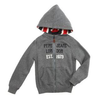 PEPE JEANS Veste en laine à capuche Garçon   Achat / Vente VESTE