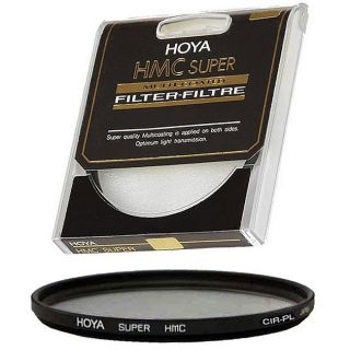 Hoya 77mm Super HMC Circular Polarizer Filter