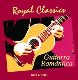 Royal Classics RM60 Guitarra Romantica Nylon Guitar