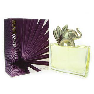 Kenzo Jungle Womens 3.4 ounce Eau de Parfum Spray