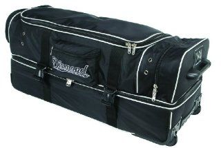 Diamond Wheeled Deluxe Umpires Gear Bag Sports