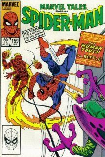 Marvel Tales #159  Starring Spider Man in Where Flies the Beetle