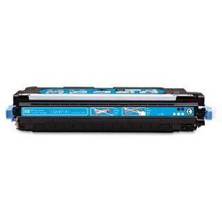 Q6471A Toner, 4000 Page Yield, Cyan Electronics