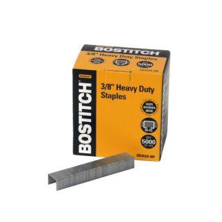 Stanley Bostitch Premium Quality Heavy duty 0.375 inch Staples (Box of