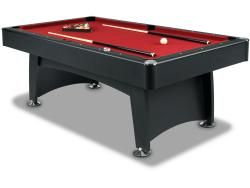 84 Fullerton Billiard Table with Table Tennis Top