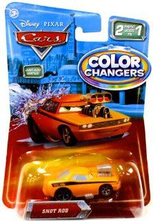 Disney / Pixar CARS Movie 155 Color Changers Sno Rod