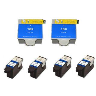 Kodak 30B/30C XL Compatible Black/Colors Ink Cartridge (Pack of 6