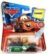 Disney / Pixar CARS TOON 155 Die Cast Car Mater with Oil