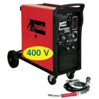 Poste à souder Mastermig 270/2 400 Volts 3 phases   Achat / Vente FER