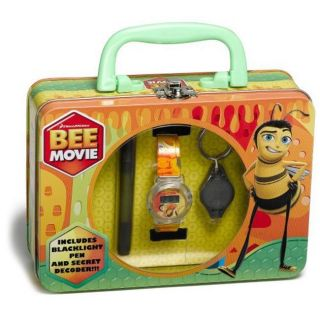 Bee Movie Childrens Digital Watch and Gift Tin