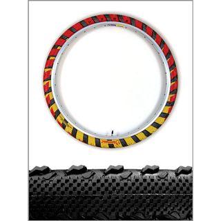 SweetSkinz Hazarea Bicycle Tire (26 x 1.95)