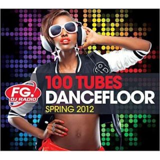 100 TUBES DANCEFLOOR SPRING 2012   Compilation   Achat CD COMPILATION